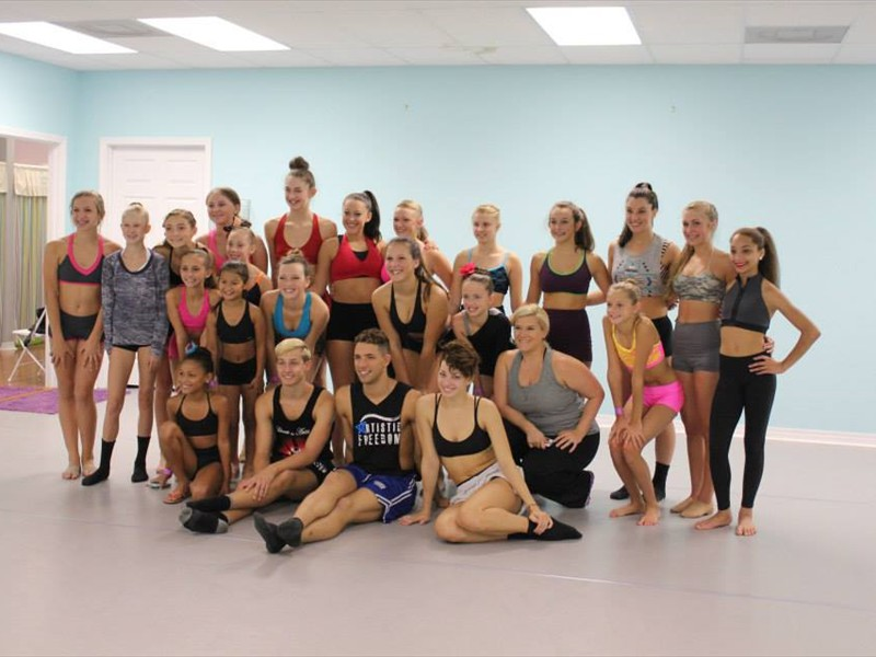 Master Class with Victor Smalley - SYTYCD/Miami Dance Moms