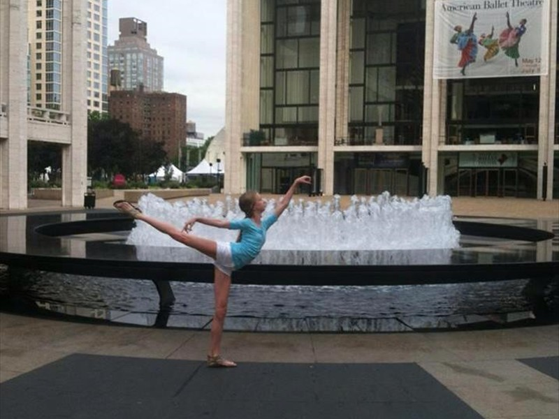 School of American Ballet summer scholarship