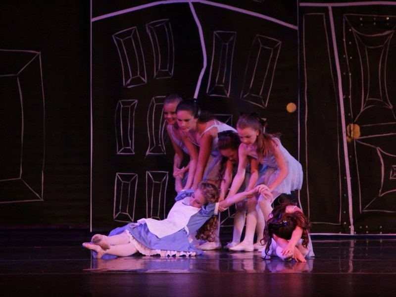 Ballet Production -  Alice In Wonderland
